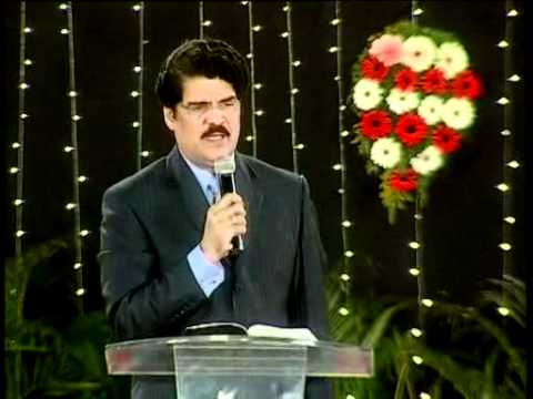 Calvary Darshanam - Dr. N. Jaya paul - Calvary Revival 2010 Hyd part 2