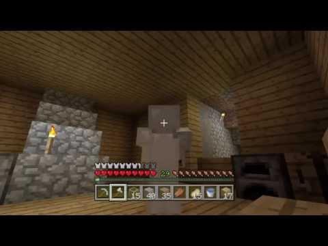 #14 Minecraft - Построено :)