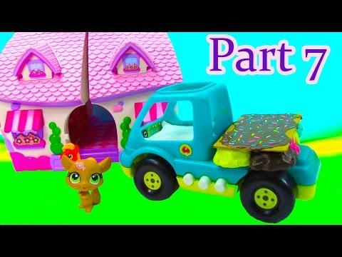 Lps Cake Distraction - Diva Dahhhhling - Littlest Pet Shop Lps My Little Pony Series Part 7 Video video