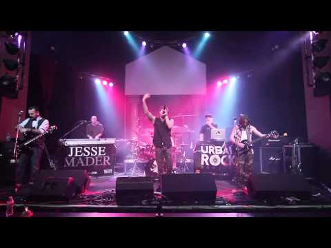 Jesse Mader & The Urban Rock Project Live At Mr. Smalls video