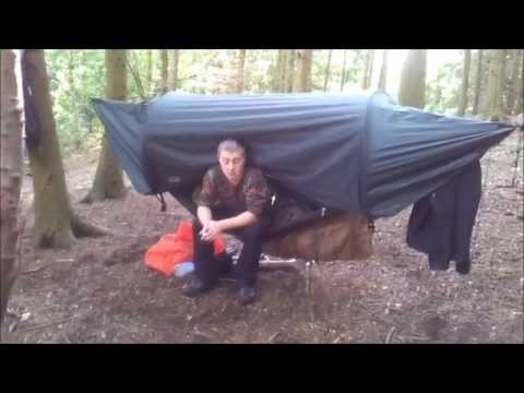 The DD Jungle Modular Hammock. Review