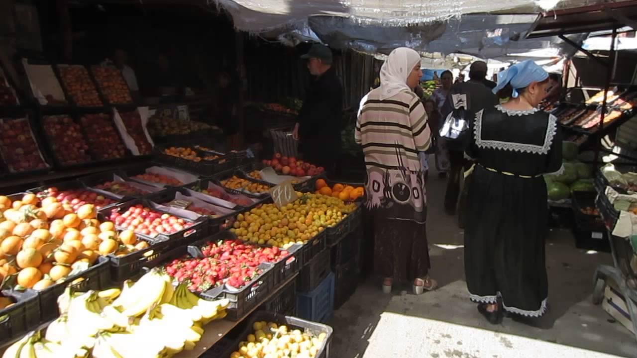 Algeria Kabylie Tizi Ouzou Mekla Healthy Fruits & Vegetables - YouTube