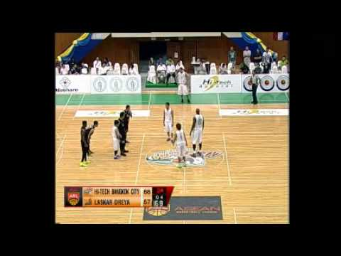 2014 AirAsia ABL Game 16: Hi-Tech Bangkok City vs Laskar Dreya South Sumatra
