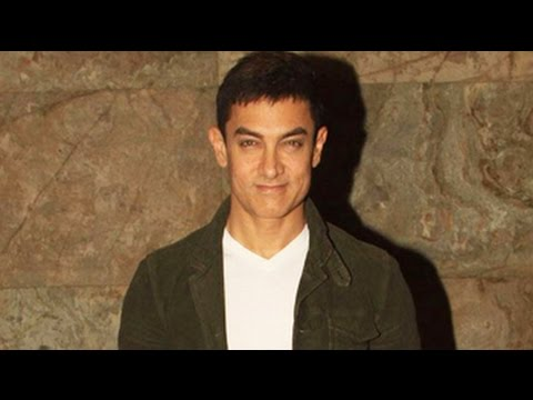 Aamir Khan made Unicef Ambassador for South Asia