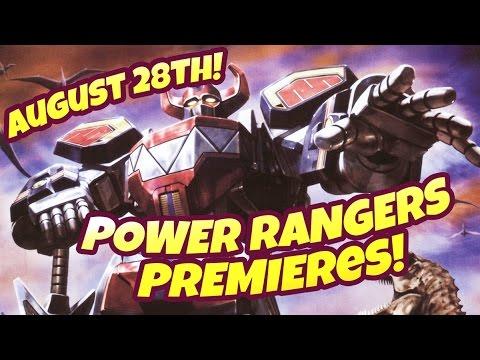 Today in Nerd History: Mighty Morphin' Power Rangers