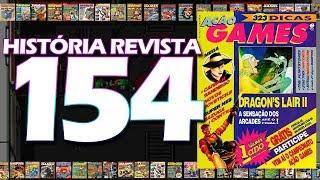 História Revista - 154 - Ação Games 13 e 14