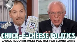 Chuck Todd Mistakes Politics For A Board Game