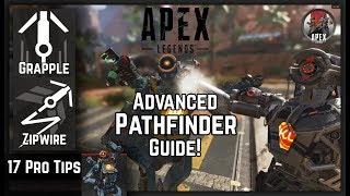 17 Pro Tips Advanced Apex Pathfinder Guide! Grapple & Zipwire
