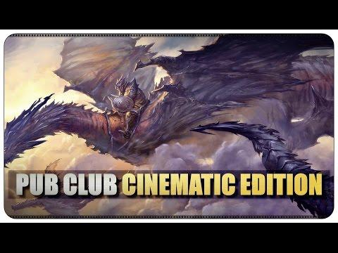 DOTA 2  Pub Club  Cinematic Edition