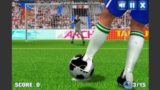 Chơi thử game đá bóng trong Y8 com