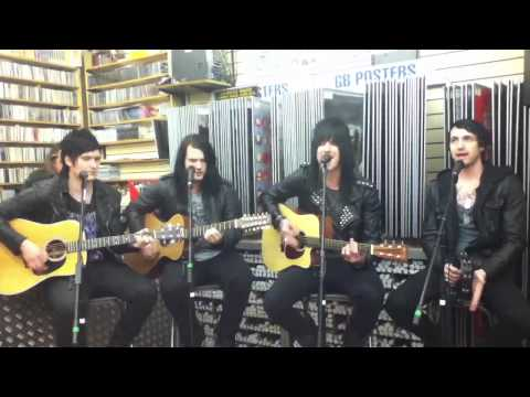 Lost souls acoustic - glamour of the kill
