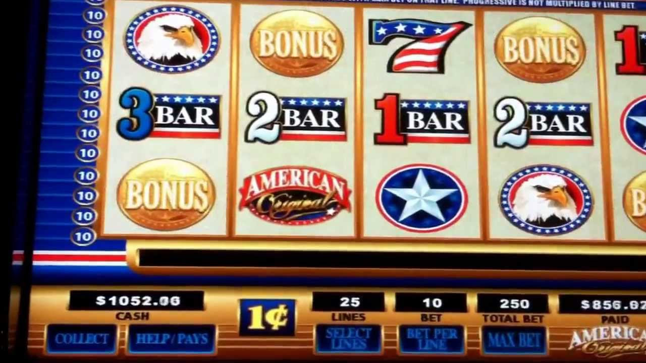 American slot machine