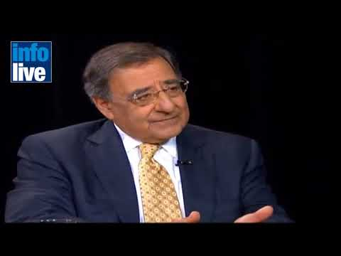 Según Panetta, Irán podría producir una bomba nuclear en un año