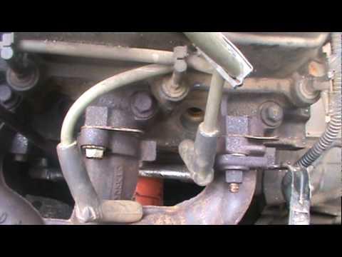 Ford Taurus Blown Head Gasket