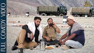 Pakistan army & Indian army |  Latest Punjabi Comedy Videos 2017 | Bhajna Amli | Kaila Budha