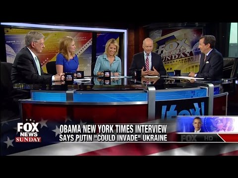 Obama's Foreign Policy Debated on Fox News Sunday