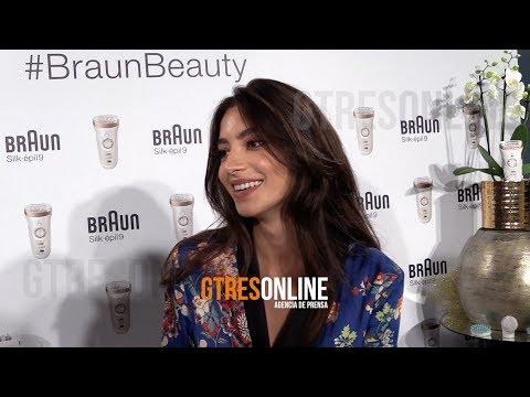 La modelo Rocío Crusset habla de Juan Betancourt