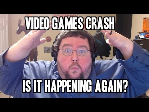 The 2nd Big Gaming Crash is coming...