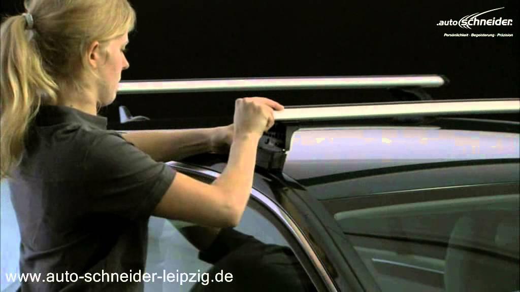 Thule Rapid Fixpoint XT 753 Fixpunkte - YouTube