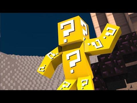 Minecraft Mod - LUCKY BLOCK MOB!! - MOB LUCKY BLOCK MOD SHOWCASE!