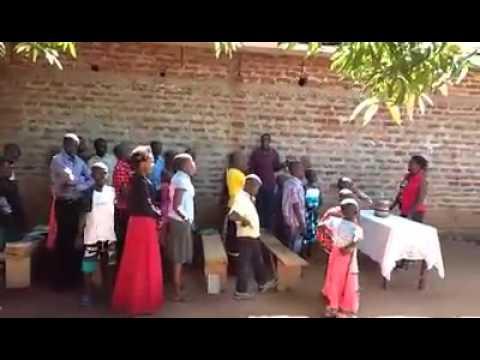 Church Under a Mango Tree, Uganda