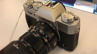 Fujifilm's seXy shooters