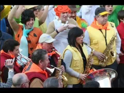Carnaval del Toro en Ciudad Rodrigo, 2009, vídeo 1