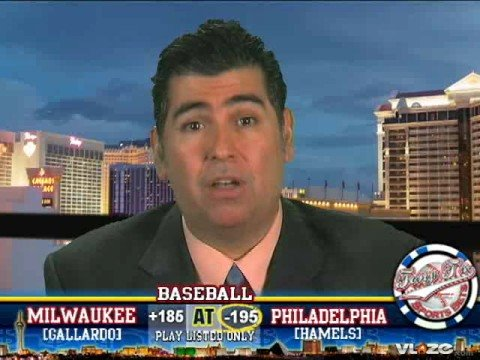 Milwaukee Brewers at Philadelphia Phillies Game 1 MLB Odds and Best Bet on Wednesday Video