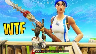 Fortnite WTF Moments | Fortnite Best Stream Moments #56 (Battle Royale)