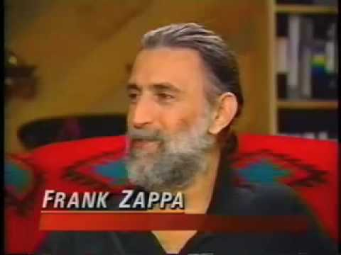 Zappa Interview Today Show 1993