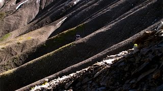 Ride The Alps Series Ep III - Freeride Mountain Biking in the Swiss Alps