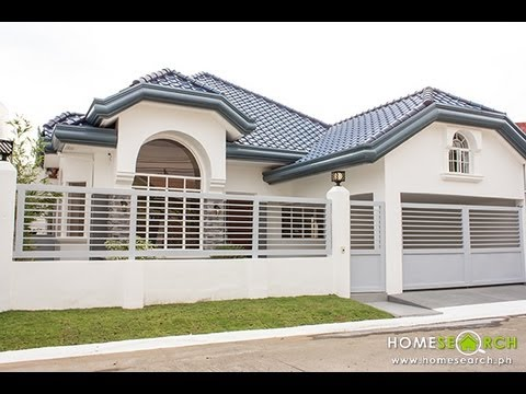 Bungalow House For Sale In Bf Homes Paranaque Philippines