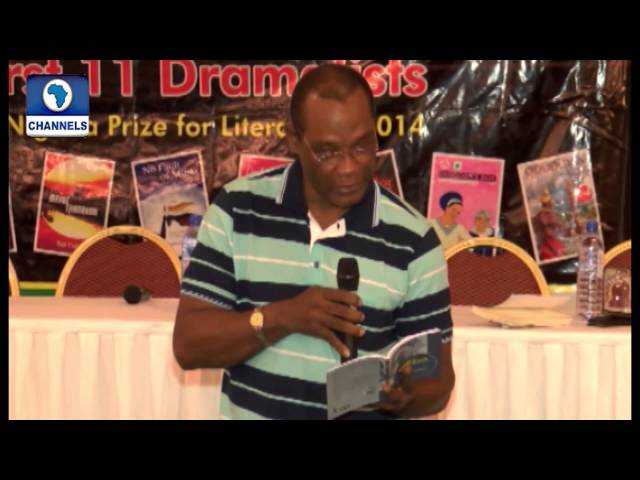 Metrofile: 2014 NLNG Prize For Literature Heats Up
