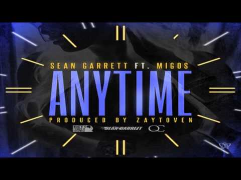 Sean Garrett- Anytime ft. Migos