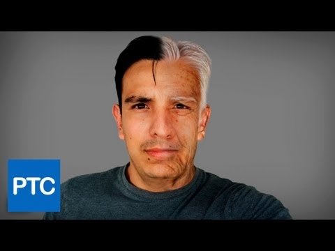 How to Make Someone Older in Photoshop - Young To Old Tutorial