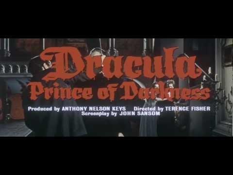Dracula: Prince of Darkness Theatrical Trailer HD