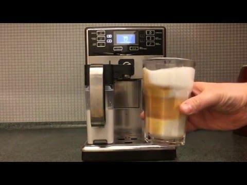 Philips Saeco PicoBaristo HD8927/09 - Coffee Making (Espresso + Latte)