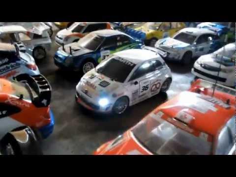 11. Caterpillar RC Rally 2012