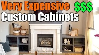 Installing Expensive Custom Cabinets | Will They Fit? | THE HANDYMAN |