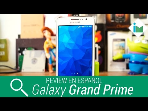 Samsung Galaxy Grand Prime - Review en español