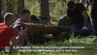 Ida-Virumaa noored kutsusid liitlased talgutele