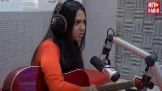Manal BK en live dans le Morning de Momo sur HIT RADIO - 25/02/15