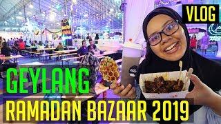Geylang Ramadan Bazaar 2019 | Singapore Halal Food