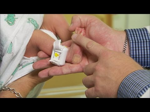 The Safety System In Place To Help Prevent Baby Kidnappings At Hospitals