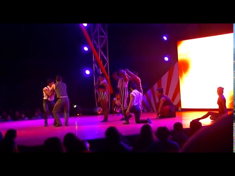 circo chola chabuca 2014 - payasos