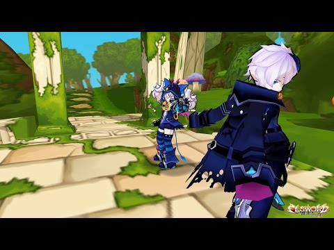 [Elsword] Dreadlord and Noblesse All pose