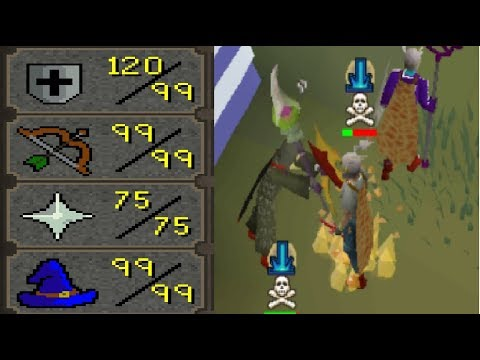 The Greatest Runescape Account Build Ever