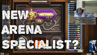 Hearthstone Arena - 12 wins Shaman Arena with Deathwing! New Arena Specialist?
