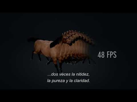 Video explicativo sobre el formato HFR 3D