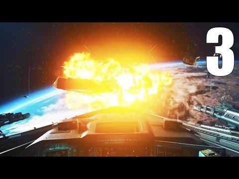 Call of Duty Infinite Warfare Прохождение на русском #3 ЗВЕЗДНЫЕ ВОЙНЫ